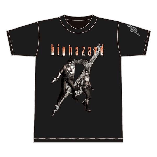 バイオハザード0 Tシャツ タイトルナンバー XL[カプコン]《在庫切れ》