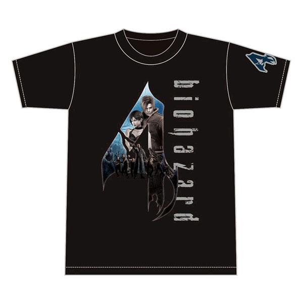 バイオハザード4 Tシャツ タイトルナンバー M[カプコン]《在庫切れ》