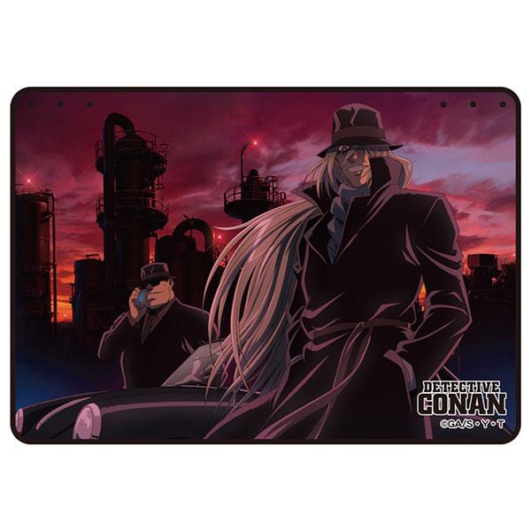 名探偵コナン 3WAYブランケットVol.2 C ジン/ウォッカ[ゼロジーアクト]《在庫切れ》