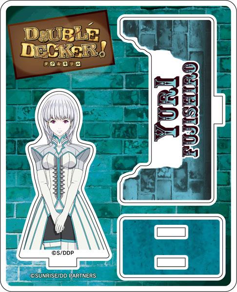 DOUBLE DECKER! ダグ&キリル アクリルジオラマ ユリ[コンテンツシード]《在庫切れ》
