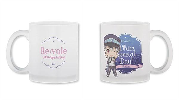 ねんどろいどぷらす アイドリッシュセブン グラスマグカップ 百 White Special Day! Ver.[オランジュ・ルージュ]《在庫切れ》