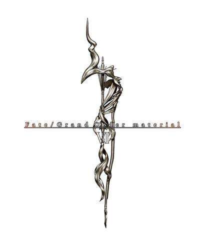 Fate/Grand Order material VI (書籍)[TYPE-MOON BOOKS]《発売済・在庫品》