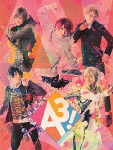 DVD MANKAI STAGE『A3!』~SPRING & SUMMER 2018~ 初演特別限定盤[ポニーキャニオン]《在庫切れ》