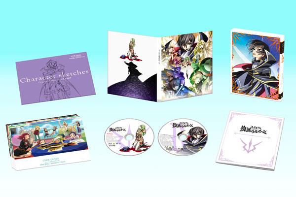 【特典】BD コードギアス 復活のルルーシュ 特装限定版 (Blu-ray Disc)[バンダイナムコアーツ]《12月予約》
