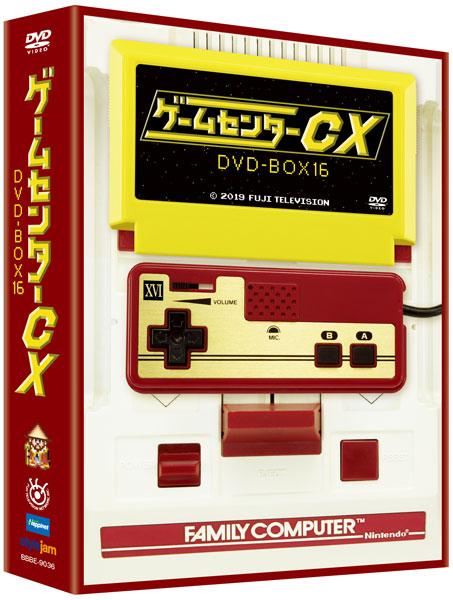【特典】DVD ゲームセンターCX DVD-BOX 16[スタイルジャム]《12月予約》
