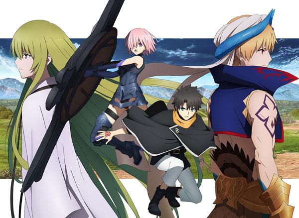 BD Fate/Grand Order -絶対魔獣戦線バビロニア- 1 完全生産限定版