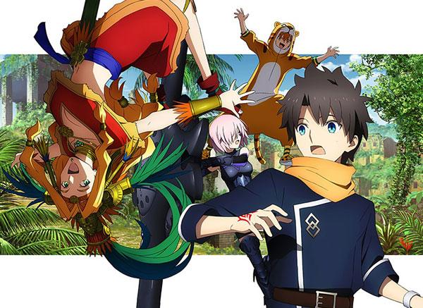 BD Fate/Grand Order -絶対魔獣戦線バビロニア- 3 完全生産限定版 (Blu-ray Disc)[アニプレックス]【送料無料】《在庫切れ》