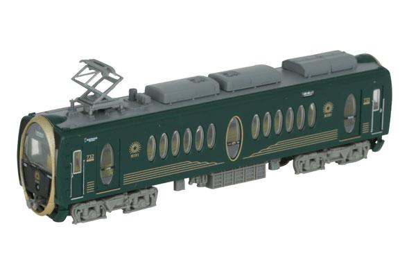 鉄道コレクション 叡山電車700系 観光列車「ひえい」[トミーテック]《11月予約》