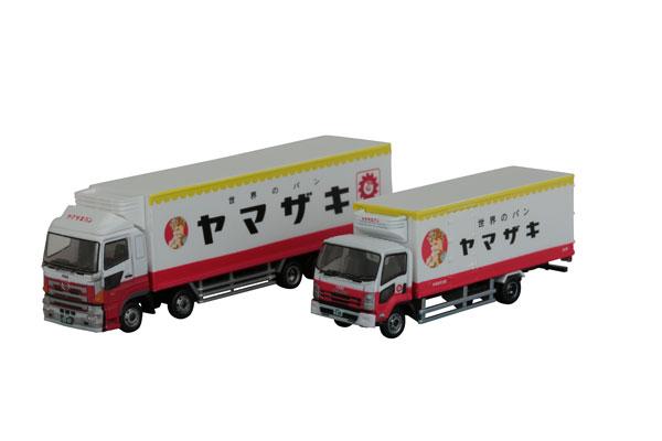 ザ・トラックコレクション ヤマザキパン トラックセット[トミーテック]《11月予約》
