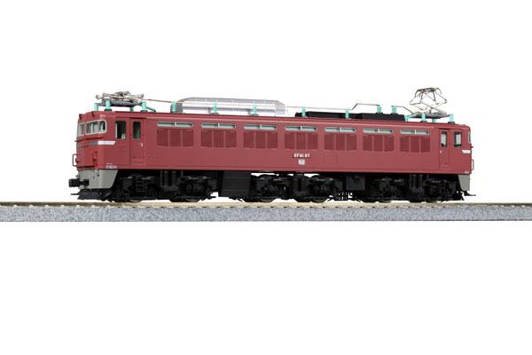 1-320 (HO)EF81 一般色[KATO]【送料無料】《発売済・在庫品》