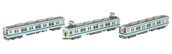 鉄道コレクション 東武鉄道800型804編成3両セット[トミーテック]《在庫切れ》