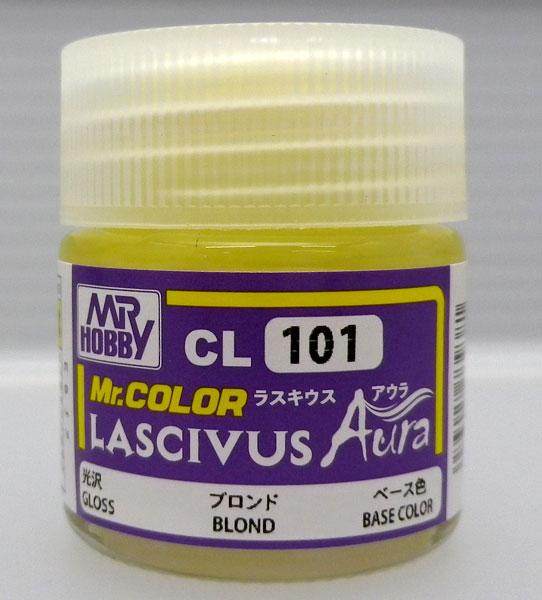 Mr.カラー LASCIVUS Aura(ラスキウス・アウラ) ブロンド[GSIクレオス]《発売済・在庫品》
