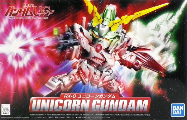 BB戦士 360 機動戦士ガンダムUC(ユニコーン) ユニコーンガンダム プラモデル(再販)[BANDAI SPIRITS]《発売済・在庫品》