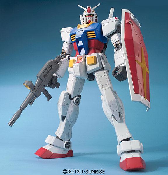 メガサイズモデル 1/48 RX-78-2 ガンダム プラモデル(再販)[BANDAI SPIRITS]《在庫切れ》