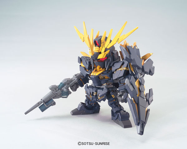 BB戦士 391 ユニコーンガンダム2号機 バンシィ・ノルン プラモデル(再販)[BANDAI SPIRITS]《発売済・在庫品》