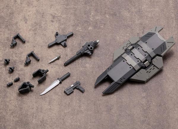 M.S.G モデリングサポートグッズ ウェポンユニット10 マルチプルシールド プラモデル(再販)[コトブキヤ]《11月予約》