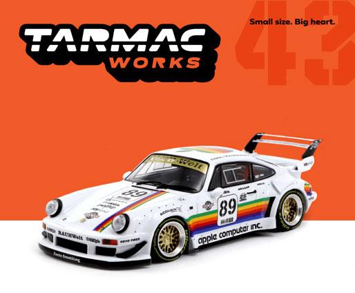 1/43 RWB 930 Apple #89[Tarmac Works]《発売済・在庫品》