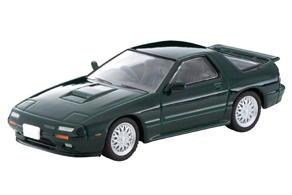 トミカリミテッドヴィンテージ ネオ LV-N 日本車の時代 14 マツダ サバンナ RX-7 アンフィニ(緑)[トミーテック]《01月予約》