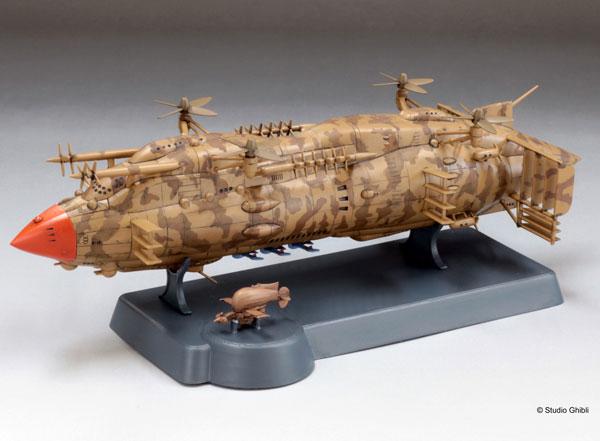 天空の城ラピュタ 飛行戦艦 ゴリアテ プラモデル[ファインモールド]《発売済・在庫品》