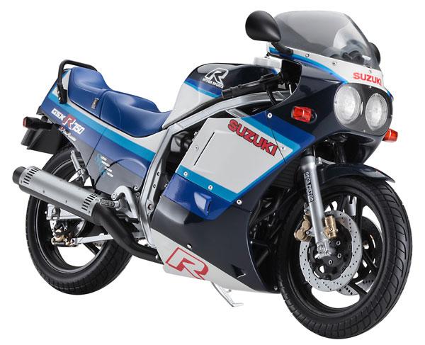 1/12 スズキ GSX-R750(G)(GR71G) プラモデル[ハセガワ]《10月予約》