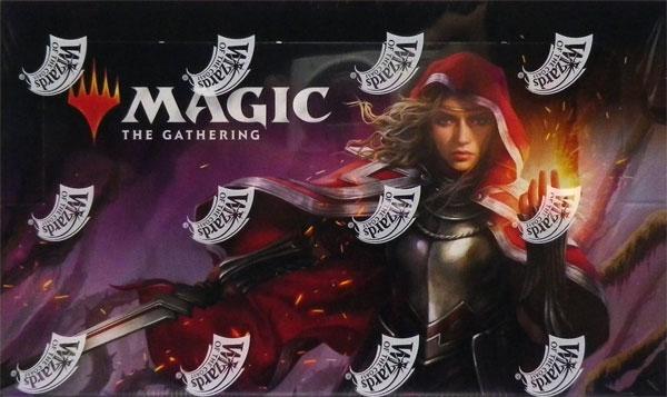 マジック:ザ・ギャザリング エルドレインの王権 ブースターパック 日本語版 36パック入りBOX[Wizards of the Coast]《在庫切れ》
