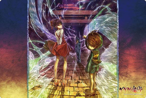 ブシロード ラバーマットコレクション Vol.467 『ゲゲゲの鬼太郎』Part.2[ブシロード]《発売済・在庫品》