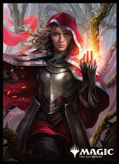 マジック:ザ・ギャザリング プレイヤーズカードスリーブ 『エルドレインの王権』 ≪キーアート≫(MTGS-117) パック[エンスカイ]《在庫切れ》