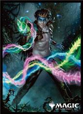マジック:ザ・ギャザリング プレイヤーズカードスリーブ 『エルドレインの王権』 ≪トリックスター、オーコ≫ パック[エンスカイ]《在庫切れ》