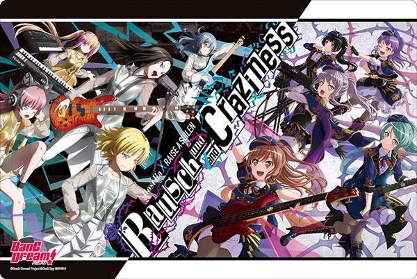 ブシロード ラバーマットコレクション Vol.487 BanG Dream!『Rausch und/and Craziness』[ブシロード]《在庫切れ》