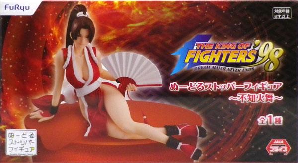 THE KING OF FIGHTERS'98 ぬーどるストッパーフィギュア ~不知火舞~ (プライズ)