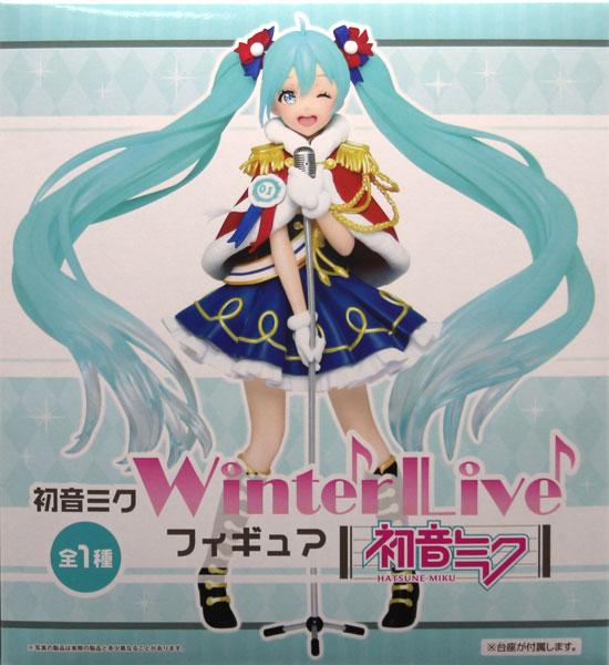 初音ミク 初音ミク Winter Live フィギュア (プライズ)