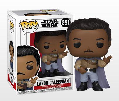 POP! 『スター・ウォーズ』ランド・カルリジアン将軍[ファンコ]《発売済・在庫品》