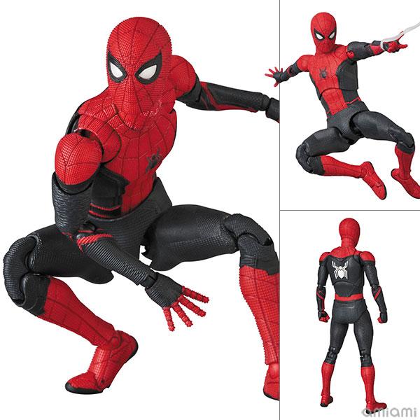 マフェックス No.113 MAFEX SPIDER-MAN Upgraded Suit[メディコム・トイ]《07月予約》