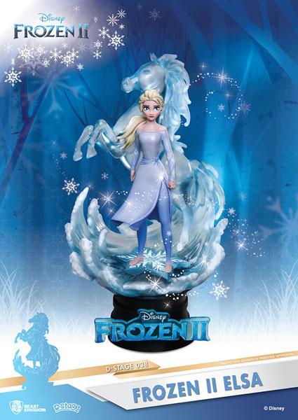 Dステージ #038『アナと雪の女王2』エルサ[ビーストキングダム]《在庫切れ》