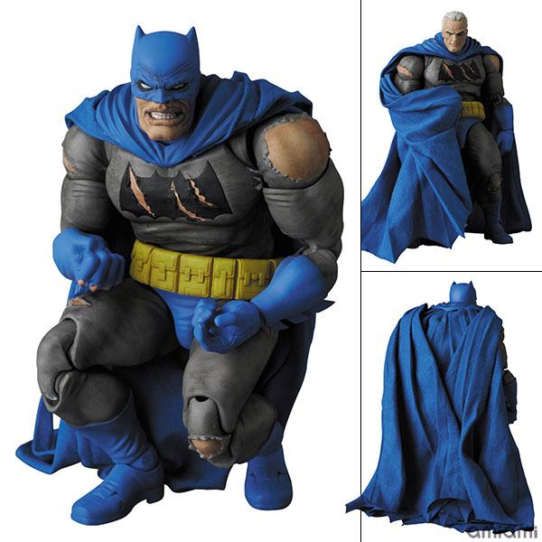 マフェックス No.119 MAFEX BATMAN (TDKR:The Dark Knight Triumphant)[メディコム・トイ]《発売済・在庫品》