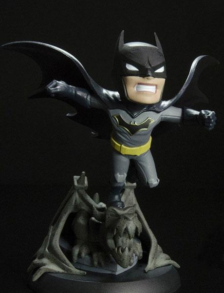 Qフィグ/ DCコミックス(DCリバース): バットマン PVCフィギュア[クアンタム・メカニックス]《在庫切れ》