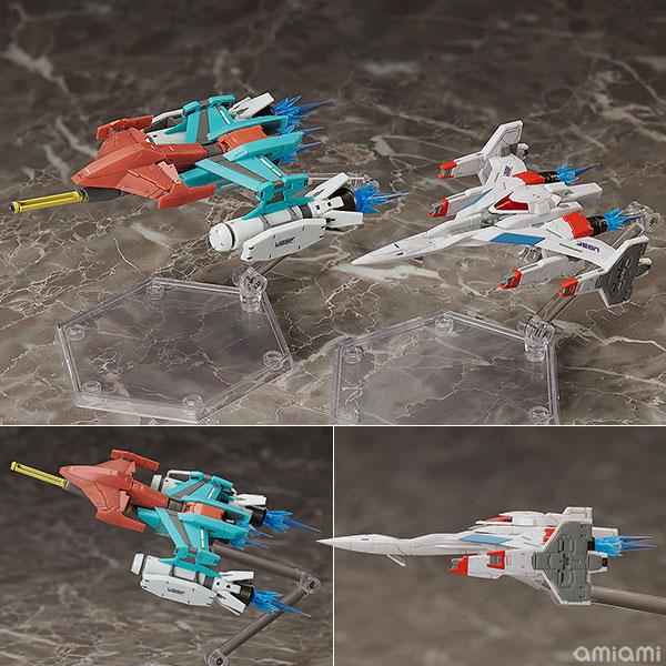 figma Galaxian Galaxip GFX-D001a / Galaga Fighter GFX-D002f[フリーイング]《10月予約》