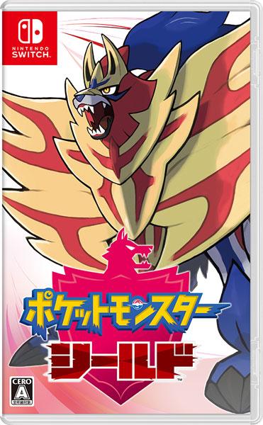 Nintendo Switch ポケットモンスター シールド[任天堂]【送料無料】《発売済・在庫品》