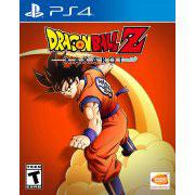 PS4 北米版 DRAGON BALL Z Kakarot[バンダイナムコ]《在庫切れ》
