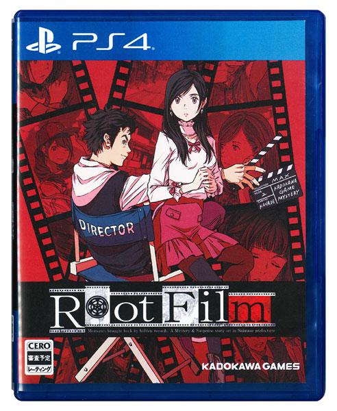 【特典】PS4 Root Film[角川ゲームス]《発売済・在庫品》