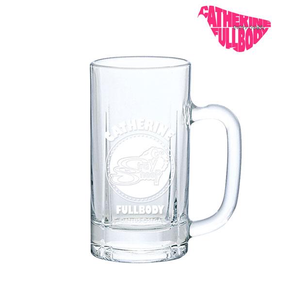 キャサリン・フルボディ ビールジョッキ[アルマビアンカ]《在庫切れ》