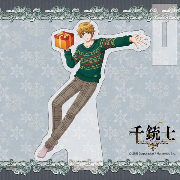 千銃士 アクリルスタンド (ブラウン・ベス/微睡みのクリスマス)[カーテン魂]《在庫切れ》