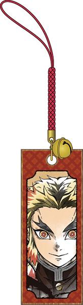 鬼滅の刃 木札根付 煉獄杏寿郎[ムービック]《在庫切れ》