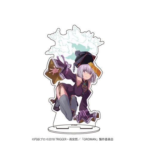 デカキャラアクリルフィギュア「SSSS.GRIDMAN」02/新条アカネ ハロウィンver.[A3]《在庫切れ》