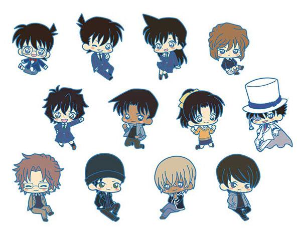 ラバーストラップコレクション 名探偵コナン 12個入りBOX[コトブキヤ]《発売済・在庫品》