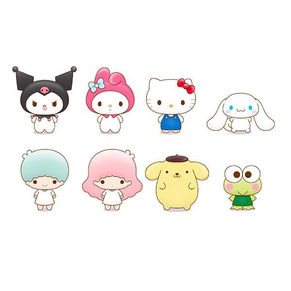 ちょこりんマスコット サンリオキャラクターズ 8個入りBOX[メガハウス]《在庫切れ》