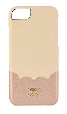 美少女戦士セーラームーン iPhone 8/7/6s/6 対応 PU レザーケース セーラーちびムーン (SLM-142B)[グルマンディーズ]《在庫切れ》