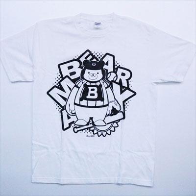 八月のシンデレラナイン ベアマックス Tシャツ XL[インドア]《在庫切れ》