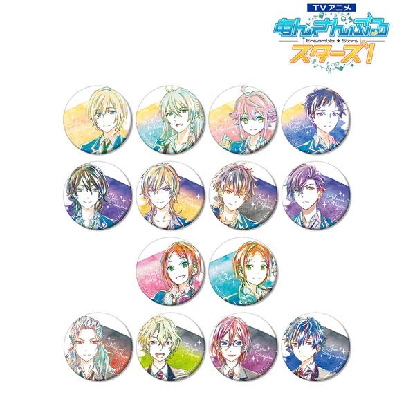 TVアニメ『あんさんぶるスターズ!』 トレーディング Ani-Art 缶バッジ Ver.C 14個入りBOX[アルマビアンカ]《在庫切れ》
