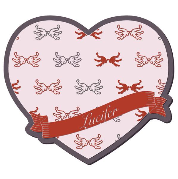 グランブルーファンタジー Valentine Gift コースター ルシフェル[amie]《01月予約》